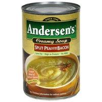 Andersen's Andersen Split Pea with Bacon Soup - 15 oz (12 pack)