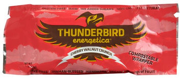 Thunderbird Energetica Energy Bar Cherry Walnut Crunch 1.7 oz - Vegan