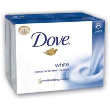 Beauty Dove Bar Soap White