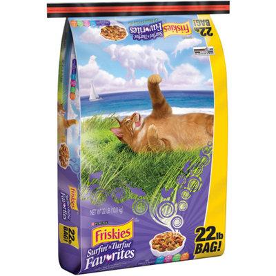 Purina Friskies PurinaA FriskiesA Surfin' & Turfin' Favorites Adult Cat Food