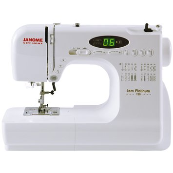 Janome NH Jem Platinum 720 Sewing Machine