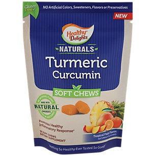 Healthy Delights Naturals Turmeric Curcumin