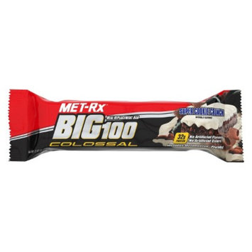 Met-Rx Big 100 Colossal Meal Replacement Bar Super Cookie Crunch