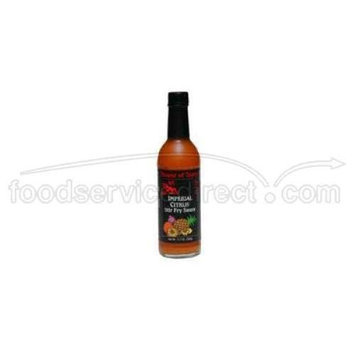 House of Tsang Imperial citrus stir-fry sauce, 11.7-oz. glass bottle