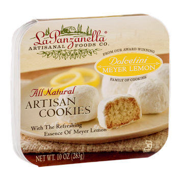La Panzanella Artisan Cookies Dolcetini Meyer Lemon