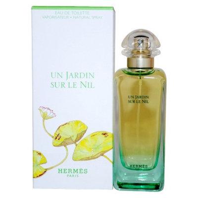 Unisex Un Jardin Sur Le Nil by Hermes Eau de Toilette Spray - 3.3 oz