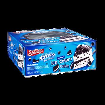 Friendly's Oreo Cookies Premium Ice Cream Cake