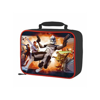 Thermos Star Wars: The Clone Wars Soft Lunch Kit