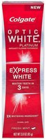 Colgate Optic White Express White Toothpaste