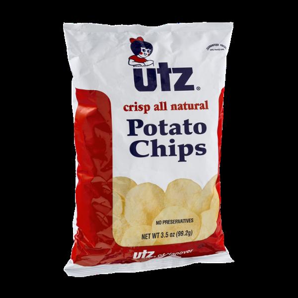 Utz Crisp All Netural Potato Chips