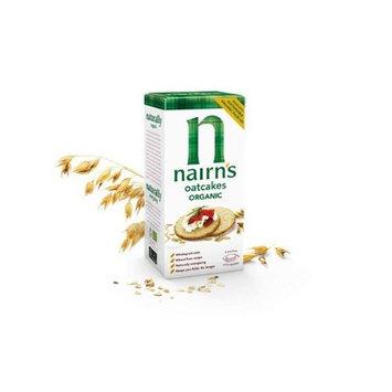 Nairns Nairn's Organic Rough Oatcake Cracker 8.8 oz. (Pack of 12) ( Value Bulk Multi-pack)