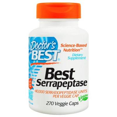 Doctor's Best Serrapeptase