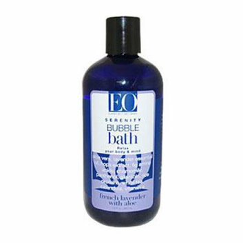 EO Products Bubble Bath Serenity French Lavender with Aloe 12 fl oz