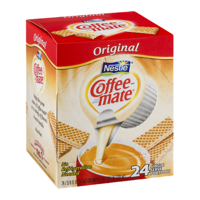 Nestlé Coffee-Mate Coffee Creamers Original - 24 CT