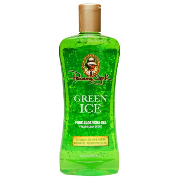Panama Jack Green Ice Aloe Gel