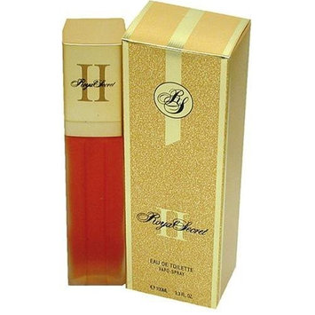 Royal Secret Ii By Five Star Fragrance Co. For Women. Eau De Toilette Spray 3.3 Ounces