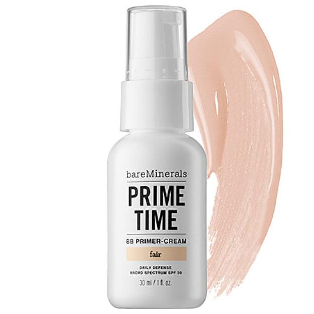 Bareminerals Bare Escentuals bareMinerals Prime Time Daily Defense Bb Primer-Cream