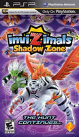 Sony Computer Entertainment America Invizimals: Shadow Zone