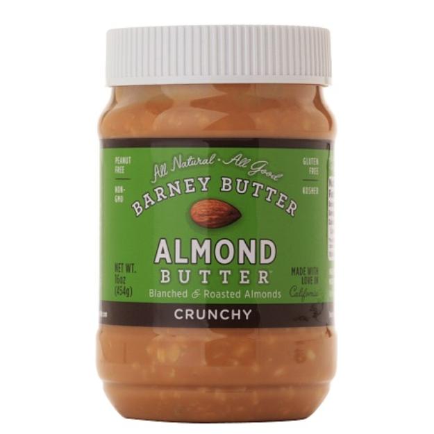 Barney Butter All Natural Almond Butter