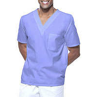 Simply Basic Unisex V-Neck Scrub Top