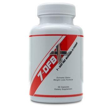 7-dfbx 7DFBX - 7 Day Fat Burner X-treme - Detox - Weight Loss Pill