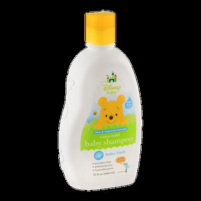 Disney Baby Extra Mild Baby Shampoo Baby Fresh