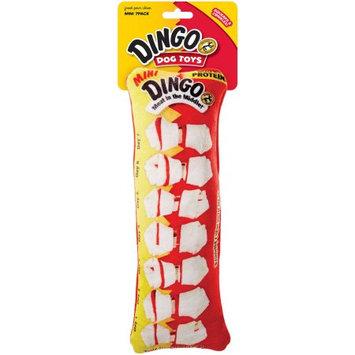 Dingo Dog Toys - Plush Mini Treat Pack: 1 Toy - (10