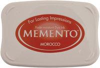 Tsukineko Inc. Memento Full Size Dye Inkpad-Morocco