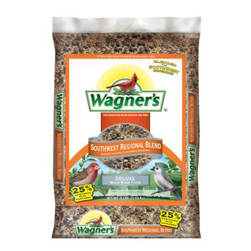 Wagner's Wildlife Food 8 lb. Southwest Regional Blend Wild Bird Food 62015