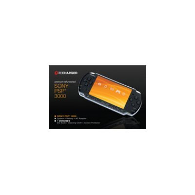 Sony PSP 3000 System (Recharged Refurbished)