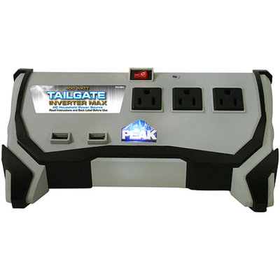 Peak 400W Mobile Power Tailgate Inverter