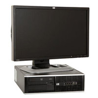 Refurbished HP Elite 8000 Desktop PC - Intel Core 2 Duo E8400 3.00GHz, 4GB DDR3 Memory, 1TB HDD, DVD-ROM, 22