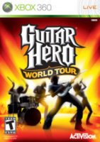 Activision Guitar Hero World Tour - Game Only