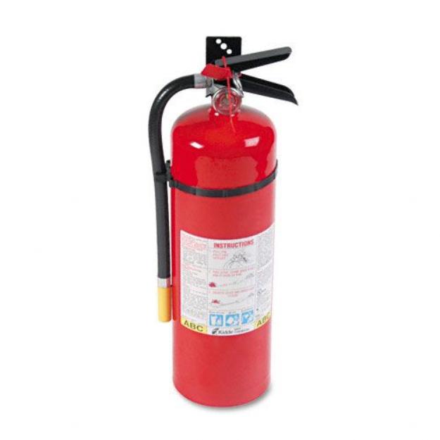 Kidde Pro 10 TCM ABC Fire Extinguisher 466204