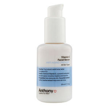 Anthony Logistics for Men Vitamin C Facial Serum