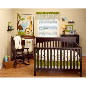 Fisher Price Fisher-Price Safari Baby 8-Piece Crib Bedding Set