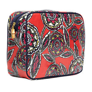 Stephanie Johnson Jakarta Jumbo Zip Cosmetic Bag