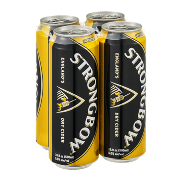 Strongbow Cider - 4 PK