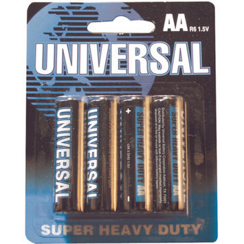 UPG D5930/D5330 Super Heavy-Duty Batteries (AA; 4 Pk)