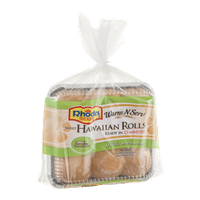 Rhodes Warm-N-Serv Hawaiian Rolls Sweet - 9 CT