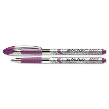 Schneider 151208 Slider XB Ballpoint Pen 0.7mm Violet