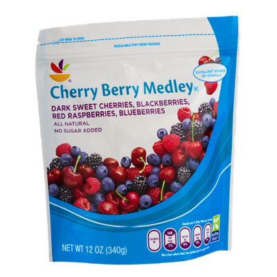 Ahold Cherry Berry Medley