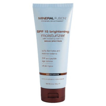 Mineral Fusion Reviatilize and Repair Brightening Moisturizer with