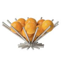 Spectrum Starburst Fruit Bowl - Satin Nickel