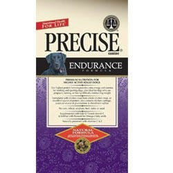Precise Endurance Formula Dry Dog Food, 40 lb Bag