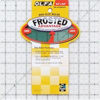 Olfa Frosted Advantage Non-Slip Ruler, The Alternative