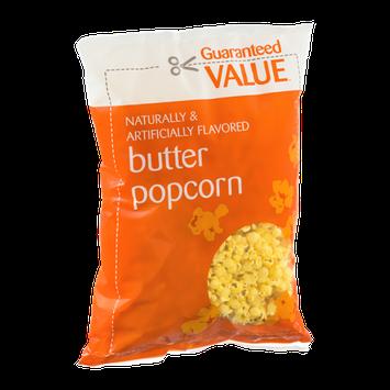 Guaranteed Value Butter Popcorn