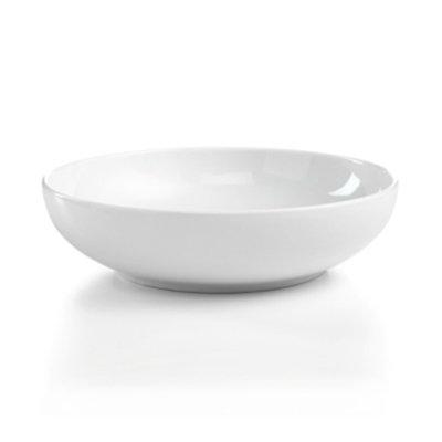 The Cellar Whiteware Coupe Pasta Bowl