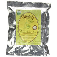 Heathers Tummy Care Heather's Tummy Teas Organic Fennel Loose Tea POUCH (16 oz) for IBS