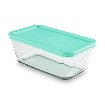 Anchor Hocking Inc 4-3/4-Cup Glass Storage Container & Lid